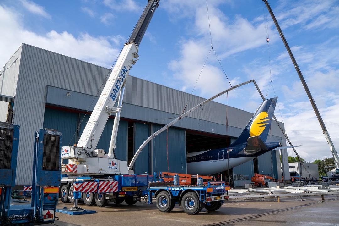 Fokker Techniek Hoogerheide In opdracht van @veldemangroup hebben wij bij...