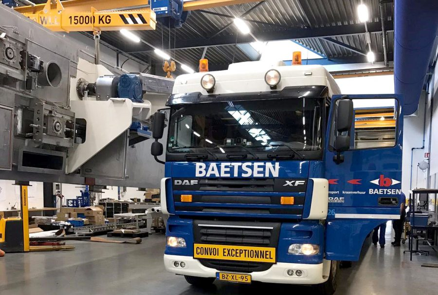 Excellente service - Baetsen