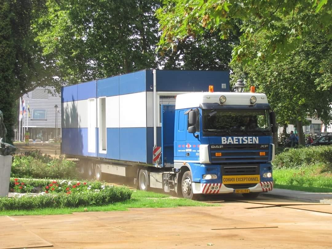 Baetsen-logistieke service